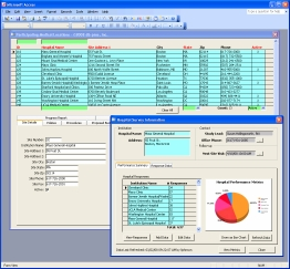access tracking database