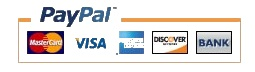 DB-Pros Accepts PayPal and all major credit cards
