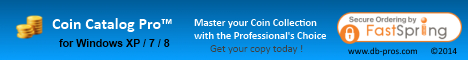 Coin Catalog Pro | Coin Collecting Software
